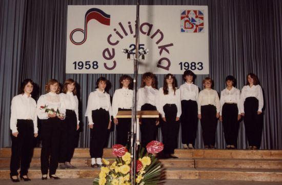 Il gruppo vocale femminile