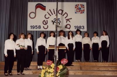 Cecilijanka, 1983