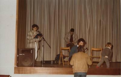 Praznik pomladi 1985. Kulturni program.
