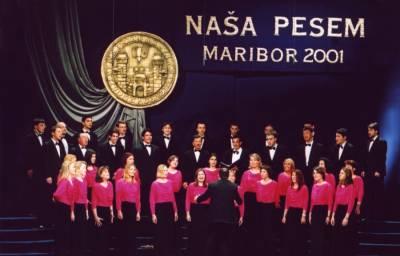 Naša pesem 2001