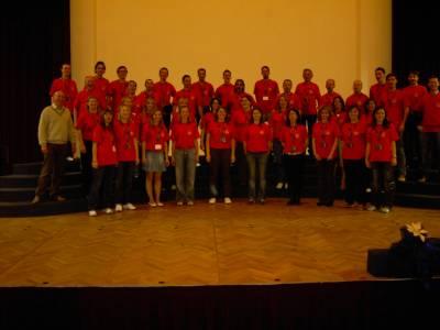 Naša pesem 2007 - po koncertu