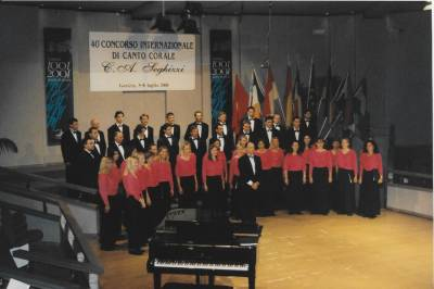 Natečaj C. A. Seghizzi; Gorica, 2001
