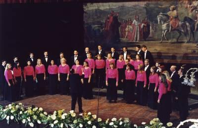 Tekmovanje Guido d'Arezzo 2003