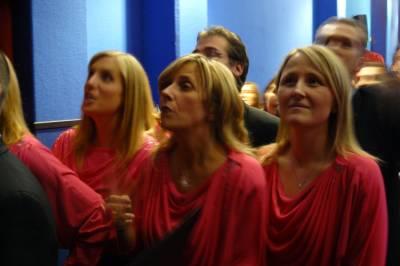 V pričakovanju na rezultate. Travesio, oktober 2007.