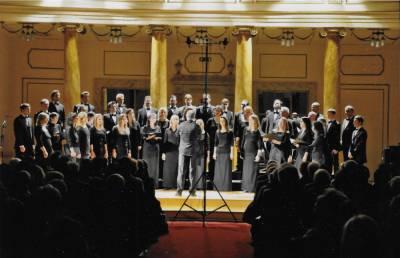 Operno gledališče Verdi v Trstu. Marec 2015.