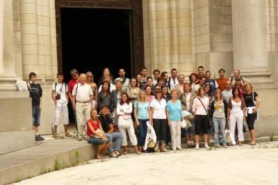 Tours, stolnica. Julij 2008.