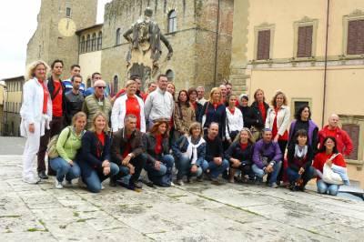 Arezzo, september 2010.