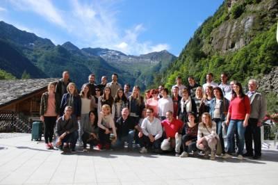 Dolina Aosta s pogledom... Junij 2016.