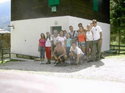 pred kočo svetega Jožefa, 2006