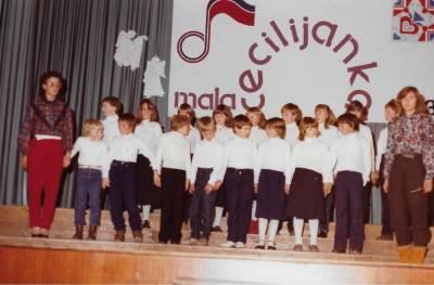 Mala Cecilijanka, 1984.