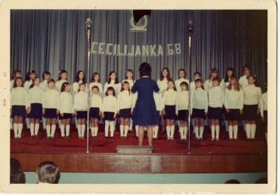Mala Cecilijanka, 1968.