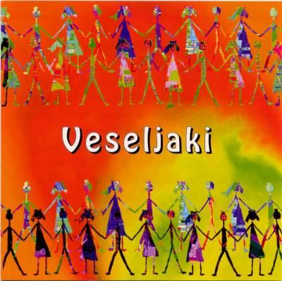 Naslovnica zgoščenke Veseljaki, 1997.
