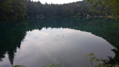 Gornje Belopeško jezero.