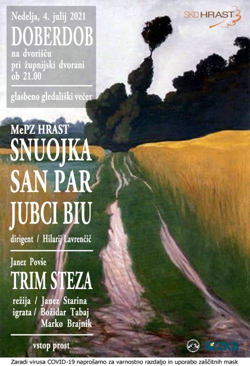 """Concerto """"Snuojka san pr jubci biu"""""""